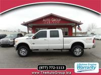 Options:  2012 Ford F-250 Sd Tough And Dependable This