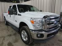 Very nice and extra clean 2012 F-250 XLT diesel. The