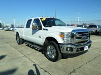 Exterior Color: oxford white, Body: Supercrew 4X4,