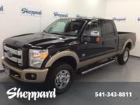 King Ranch trim. Heated/Cooled Leather Seats, Flex