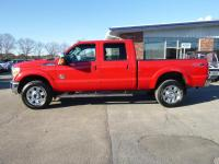 2012 Ford F-350 Lariat SuperCrew Cab 4 Wheel Drive With