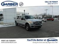 Introducing the 2012 Ford F-350 Lariat! Featuring a
