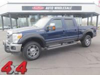 Drivers wanted for this dominant and powerful 2012 Ford