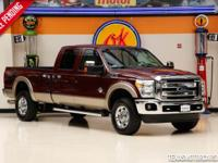 This Carfax certified 2012 Ford F-350 SRW Lariat is in
