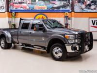 2012 Ford Super Duty F-350 Lariat 4X4 Dually  Super