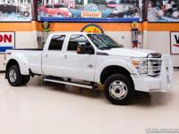 2012 Ford Super Duty F-350 Lariat 4X4 Dually  Great