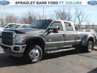 A SUPER DEAL ON A FORD SUPER DUTY DUALLY!!! CHECK OUT