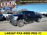 THIS ONE HAS THE LARIAT 4WD PACKAGE***FX4 OFF ROAD