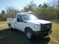 Options:  2012 Ford F-350 Xl Service Truck 2Dr Reg Cab