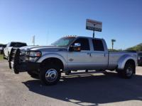 Treat yourself to a test drive in the 2012 Ford F-350!