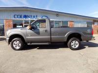 2012 Ford F-350 XLT Regular Cab 4 Wheel Drive 8 Foot