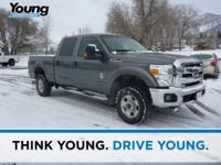2012 Ford F-350SD XLT 4WD Gray TorqShift 6-Speed