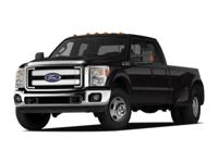2012 Ford F-350SD. 4WD, ABS brakes, Alloy wheels,
