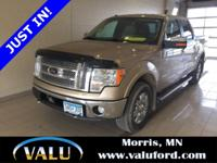 4WD, LARIAT, LEATHER, HEATED/COOLED SEATS, REMOTE