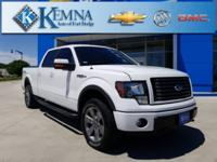 F-150 FX4 GVWR: 7,350 lbs Payload Package, 4D