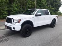 Call or Text Cody @  2012 Ford F-150 FX4 Crew Cab Power
