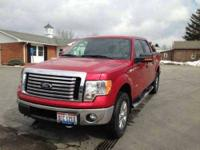 2012 Ford F150 She is a beauty! I absolutely hate to