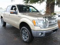 F-150 Ford 2012 FX4 New Price! ABS brakes, Alloy