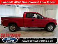 Recent Arrival***2012 Ford F-150 Super Cab 4WD***Power