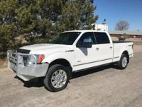 Come see this 2012 Ford F-150 Platinum. Its Automatic