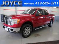 2012 Ford F-150 XLT Clean CARFAX. Vehicle Highlights