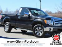 LIFE TIME OIL CHANGES! F-150 XLT, Standard Cab, 5.0L V8
