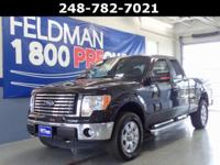 2012 Ford F-150 XLT SUPERCAB 4WD ** 5.0L V8 FFV ENGINE