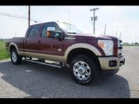 2012 Ford F-250 Super Duty King Ranch - Powerstroke