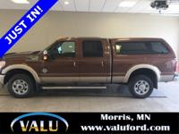 F-350, 6.7 Diesel, 4X4, Lariat, Leather, Heated Seats,