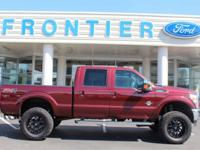 Recent Arrival! CARFAX One-Owner. Power Stroke 6.7L V8