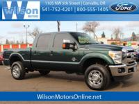 Load your family into the 2012 Ford F-350! Very clean