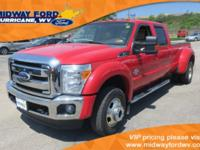 CLEAN CARFAX, LARIAT ULTIMATE PKG, SYNC BLUETOOTH,