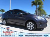 Check out this 2012 Ford Fiesta SE. It has a
