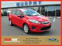 Looking for a clean, well-cared for 2012 Ford Fiesta?