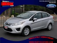 Ford has a winner with the 2012 Fiesta S. This little