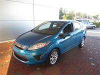 Check out this certified 2012 Ford Fiesta SE. It has an