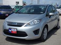 2012 FORD FIESTA 4dr Car SE. Our Location is: Bowden