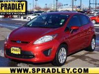 2012 Ford Fiesta 4dr Car SE Our Location is: Spradley