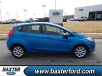 CARFAX 1-Owner. EPA 38 MPG Hwy/28 MPG City! SE trim. CD