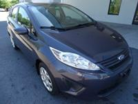 Look at this 2012 Ford Fiesta S. Its transmission and