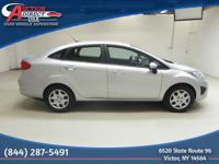 Check out this ONE OWNER 2012 Ford Fiesta SE with an