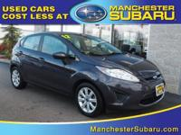 Introducing the 2012 Ford Fiesta! Providing great
