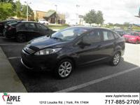 Recent Arrival! Local Trade.  2012 Ford Fiesta SE Gray