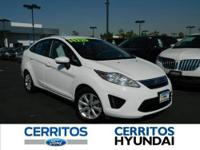 2012 Ford Fiesta SE Sedan 4D Our Location is: Cerritos