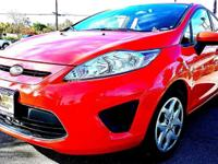 Look at this super clean 2012 Ford Fiesta SE car. These