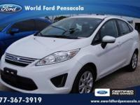 World Ford Pensacola presents this 2012 FORD FIESTA 4DR