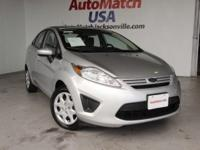 2012 Ford Fiesta Sedan S Our Location is: AutoMatch USA