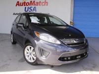 2012 Ford Fiesta Sedan SE Our Location is: AutoMatch