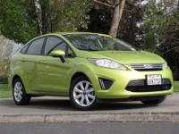 This 2012 Ford Fiesta 4dr SE Sedan features a 1.6L L4