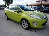 CLEAN AND MAINTAINED SEL FIESTA! ENJOY A NICER CLEAN